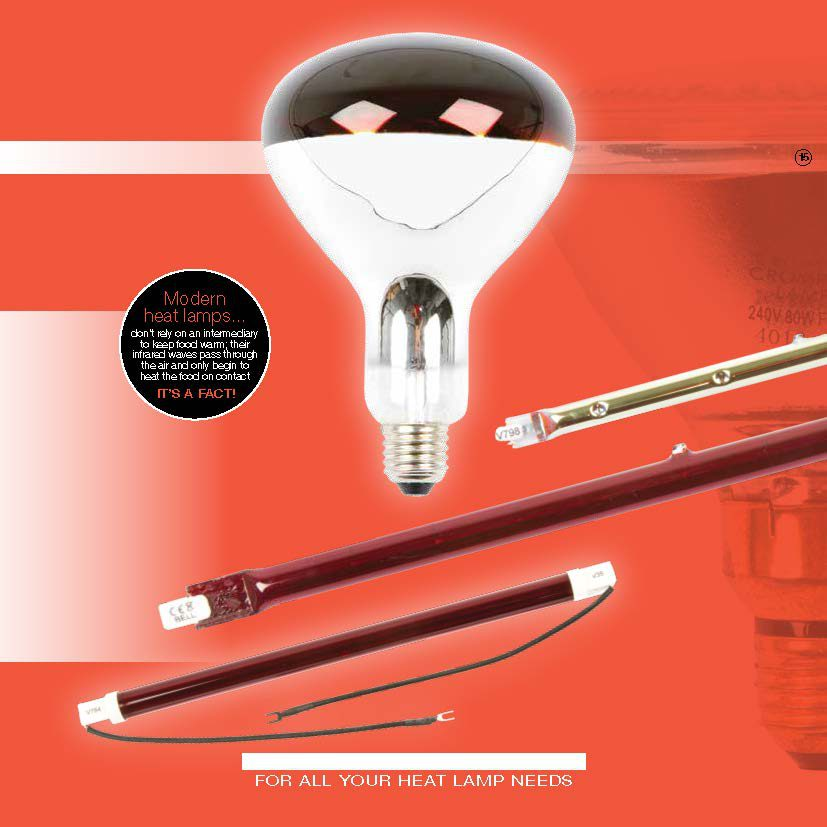Heat Lamps from City Lighting Chelmsford